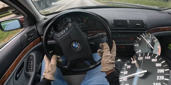 What the BMW E39 is capable of