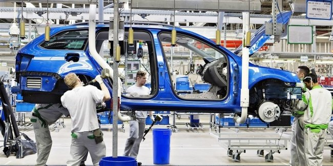 Skoda can completely curtail production in the Czech Republic