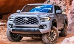 Toyota Tacoma 2023 will replenish the updated line of pickups of the brand