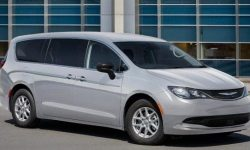 Updated Chrysler Voyager 2022 will be available to a limited number of buyers