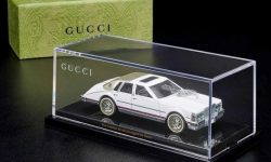 Gucci Flip Flops: a special hot wheels model released in honor of the 100th anniversary of Gucci