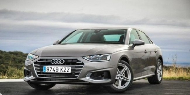 Updated Audi A4 boasts new engines