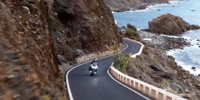Honda is preparing a new motorcycle class Grand Tourismo