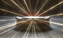 Maybach is ready to introduce a new electric concept car