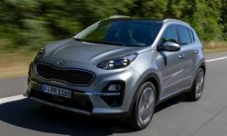 KIA will say goodbye to the Sportage crossover in Europe