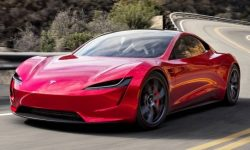 Elon Musk called the launch date of Tesla Roadster