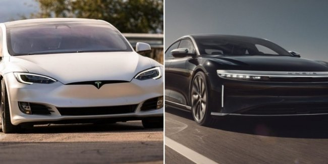 Named electric cars with the largest power reserve