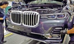 BMW plant idle for more than a week due to workers' strike