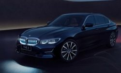 """And the """"heels"""" are now glowing: BMW 3-Series received illumination of the """"nostrils"""""""