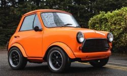 Craft shorty Morris Mini will go under the hammer in the UK