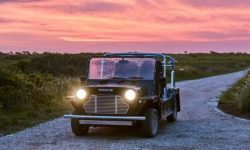 The iconic Mini Moke SUV will be an electric car