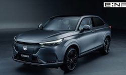 Honda introduced new electric crossovers