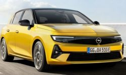 Announced European prices of the new Opel Astra
