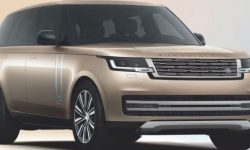 The new Range Rover was declassified a week before the premiere