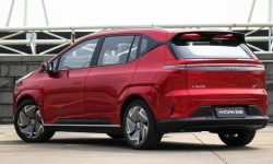 Spacious and richly equipped electric car for $20,000