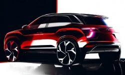 Hyundai is preparing a Creta with a new design: the first images