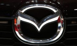 The first images of the new crossover Mazda CX-60