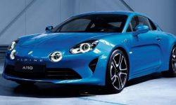French gendarmes will receive 26 sports cars Alpine A110