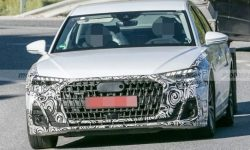 Declassifyed premiere date of the updated flagship sedan Audi A8