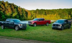 Ford recalls pickups and SUVs due to faulty side impact sensors