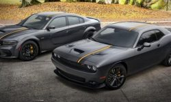 Dodge Charger and Challenger got new styling packages