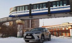 The new Lexus NX is another threat to the Germans