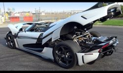 The Koenigssegg Regera is One of the World's Coolest Cars
